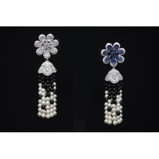Amiri Gems Earrings7